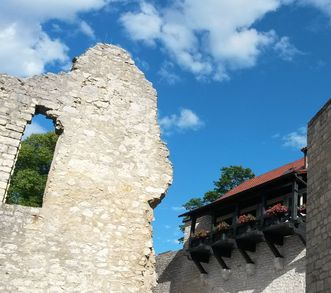 Festungsruine Hohenneuffen