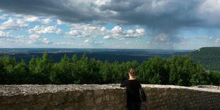 Festungsruine Hohenneffen